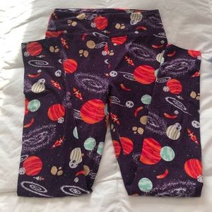 Lularoe Unicorn OS Leggings